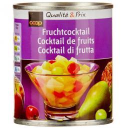 Консервированный фруктовый коктейль 140г