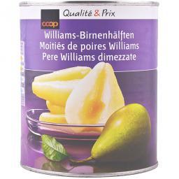 Williams-Birnenhälften