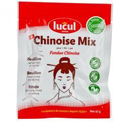 Lucul Бульон Китайской Mix