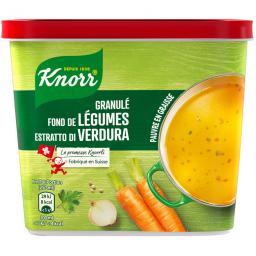 Knorr Extrakt Gemüse fettfrei 600G