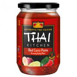 Тайская кухня красной пасты карри 225 гр