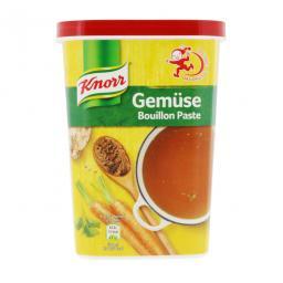 Knorr Gemüsebouillonrein pflanzlich 500G