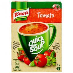 Быстрый Суп Из Томатного Супа Кнорр
