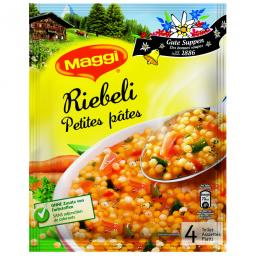 Maggi Riebelisuppe