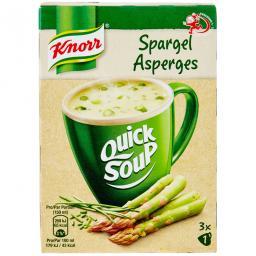 Knorr Quick Soup Spargel 42G
