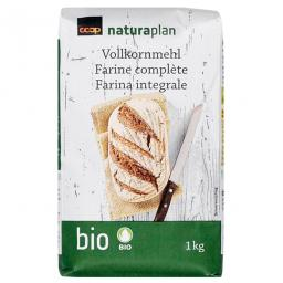 Naturaplan Bio Vollkornmehl