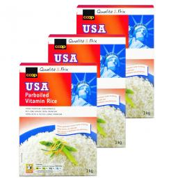 USA Vitamin-Reis Parboiled