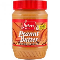 Lieber's Kosher Peanut Butter