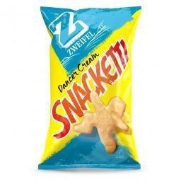 Zweifel Snacketti Dancer Cream Snacks