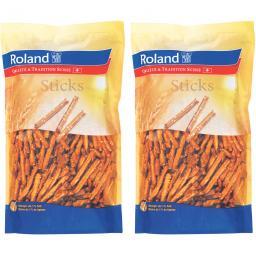 Roland Salzstangen-Sticks 2x200g