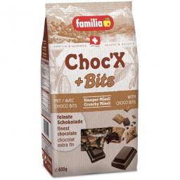 familia Choc'X & Bits