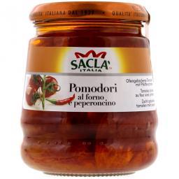 Saclà Pomodori al forno peperoncino