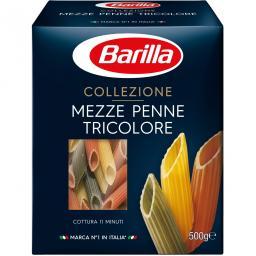 Barilla Mezze Penne Tricolore No.1