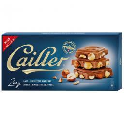 Cailler Tafelschokolade Milch & Haselnuss