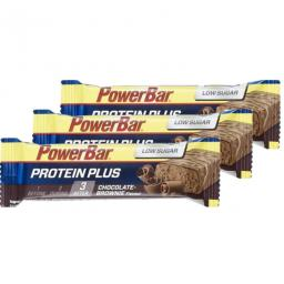 PowerBar ProteinPlus Chocolate 3x  35g