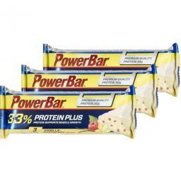 PowerBar ProteinPlus Vanille-Raspber 3x  90g