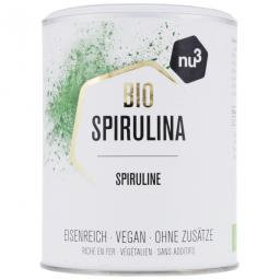 NU3 Спирулина