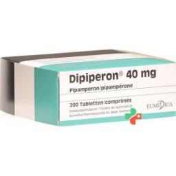 Дипиперон 200 таблеток