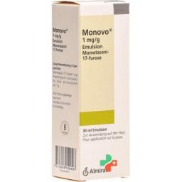 Моново эмульсия 1 мг/г 30 мл