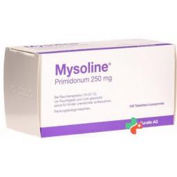 Мисолин 250 мг 100 таблеток