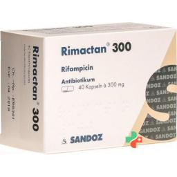 Римактан 300 мг 40 капсул