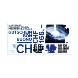 Schweizer Museumspass Betrag (CHF) 166