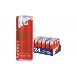 Energy Drink Red Bull Red Edition Wassermelone 250ml 24-Pack