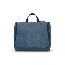 Necessaire Toiletbag XL Twist Blue