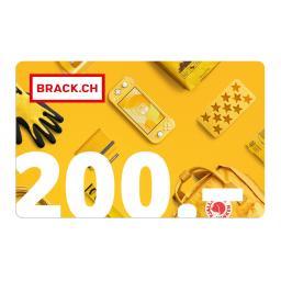 Geschenkkarte CHF 200.-