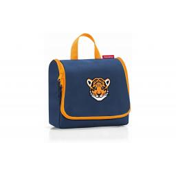 Necessaire Toiletbag Kids Tiger Navy