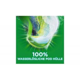 Waschmittel Kapseln All-in-1 Pods Color Faserpflege 68 Stück