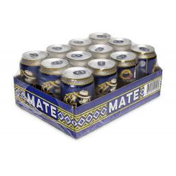 Soft-Drinks Mate 12 x 0.33 l