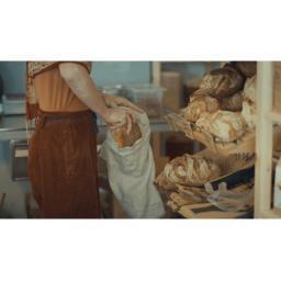 Frischhaltebeutel für Brot 42.5 cm x 27 cm, 1 Stück