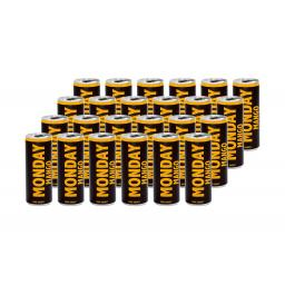 Energy Drink Mango 24 x 0.25 l