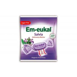 Em-eukal Salbei Bonbons zuckerfrei 50 g