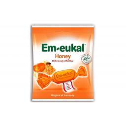 Em-eukal Honig Bonbons gefüllt 50 g
