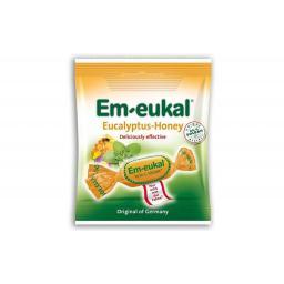 Em-eukal Eukalyptus-Honig Bonbons 50 g