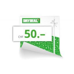 Online-Geschenkgutschein CHF 50.-