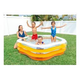 Schwimmbecken Summer