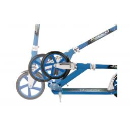 Scooter A5 Lux Scooter Blau 23L