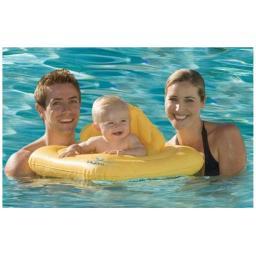 Schwimmsitz HydroKids Gr. 1 (3-12 Monate, bis 11kg)