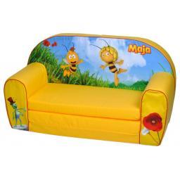 Kindersofa Biene Maja