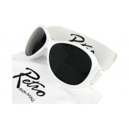 Baby-Sonnenbrille Retro 0-2 Jahre