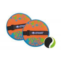 Beach & Wasserball Neopren Klettball Set