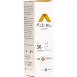 Actinica Lipbalm Sonnenschutzfaktor 50+ в тюбике 8мл