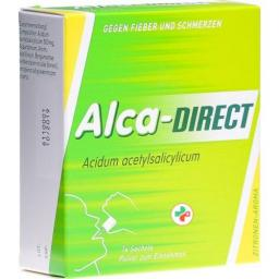 Alca-direct порошок 500мг 14 штук