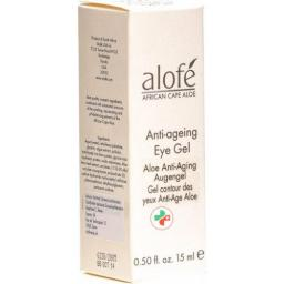 Alofe Aloe Anti-Ageing Eye гель диспенсер 15мл