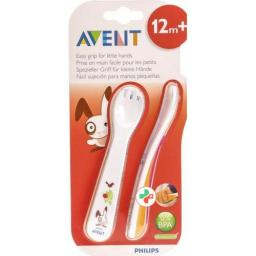 Avent Philips Baby Besteck O Messer 12m+