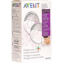 Avent Philips Isis Comfort Brustschalen Set