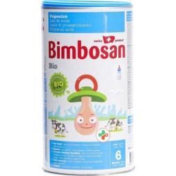 Bimbosan Bio Folgemilch ohne Palmol доза 400г